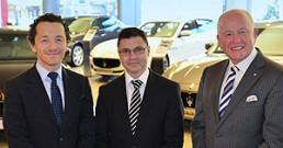 McCarroll's opens second Maserati site