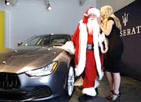 Maserati Club Christmas Dinner