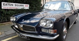 Royal Maserati Goes Home