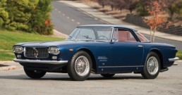 1962 Maserati 5000GT, sold for $1,540,000