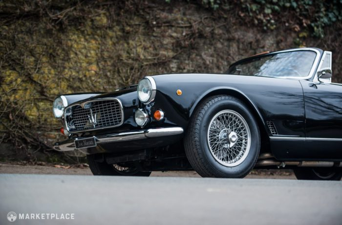 1960 Maserati 3500GT Vignale Spyder 'Pre-Production'