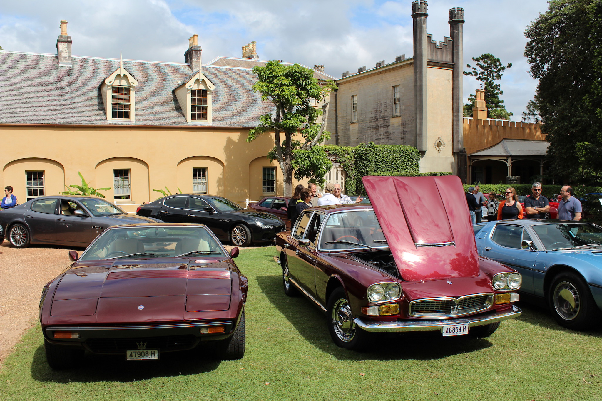 Annual Picnic and Concours d'Elegance
