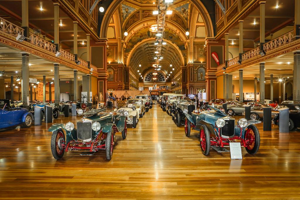 Motorclassica 2017, Melbourne
