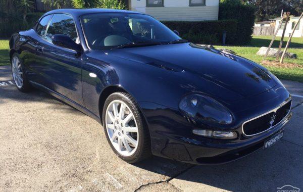 2000 Maserati 3200 GT