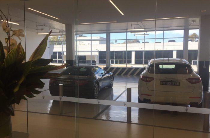 McCarroll's Maserati Service Centre