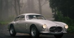 1956 Maserati A6G/2000 Zagato Berlinetta set for RM Sotheby's Monterey sale