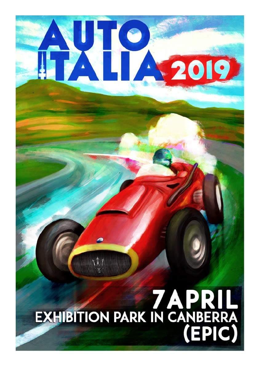 Auto Italia 2019