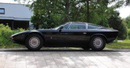 Maserati Khamsin T-Top