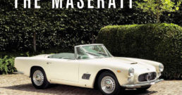 Maserati 3500 Spyder by Touring