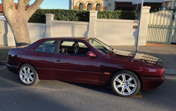 1999 Maserati Ghibli GT