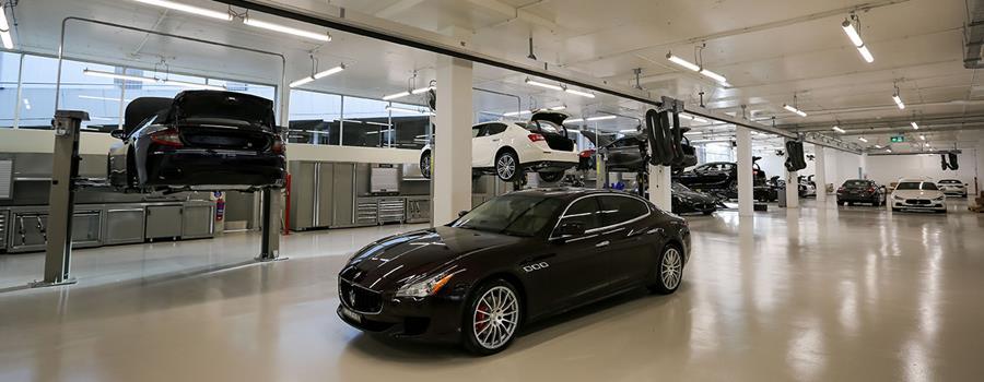 Maserati Service Clinic