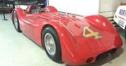 The 1955 Keck Streamliner