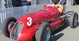 Maserati 4CL at Philip Island
