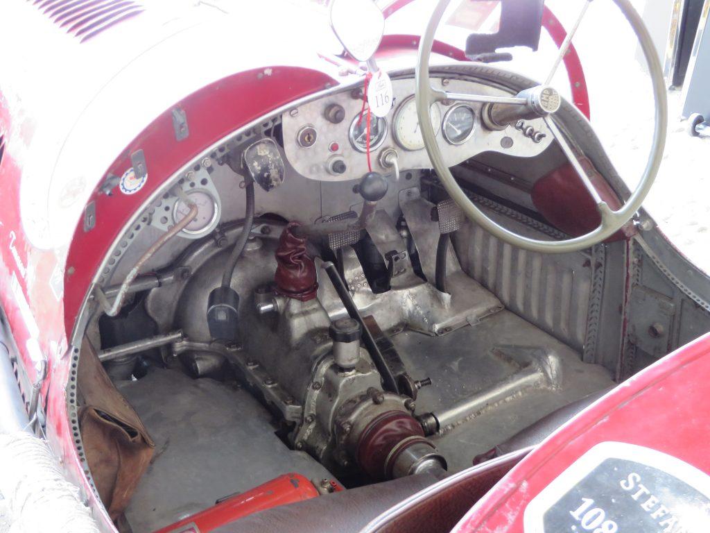AMP Special Interior