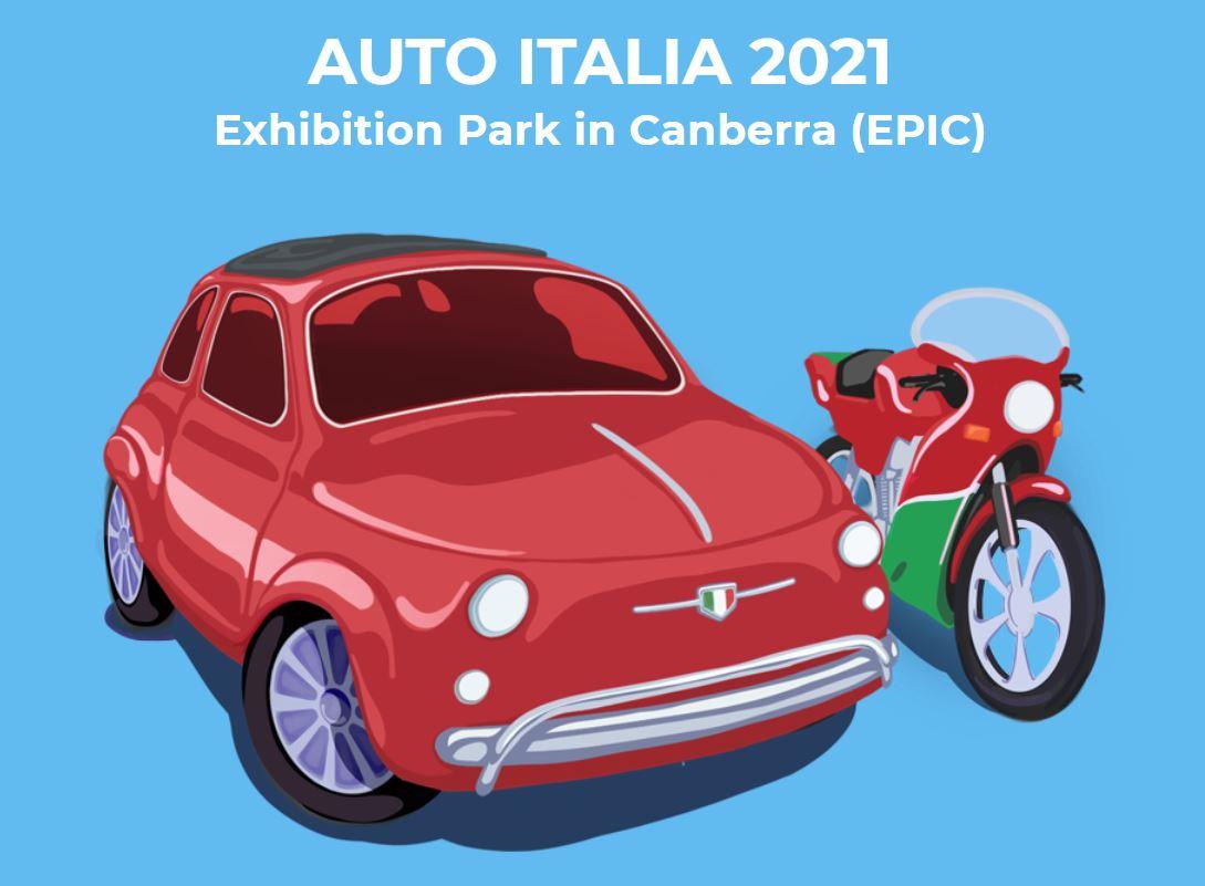 Auto Italia Canberra Rally