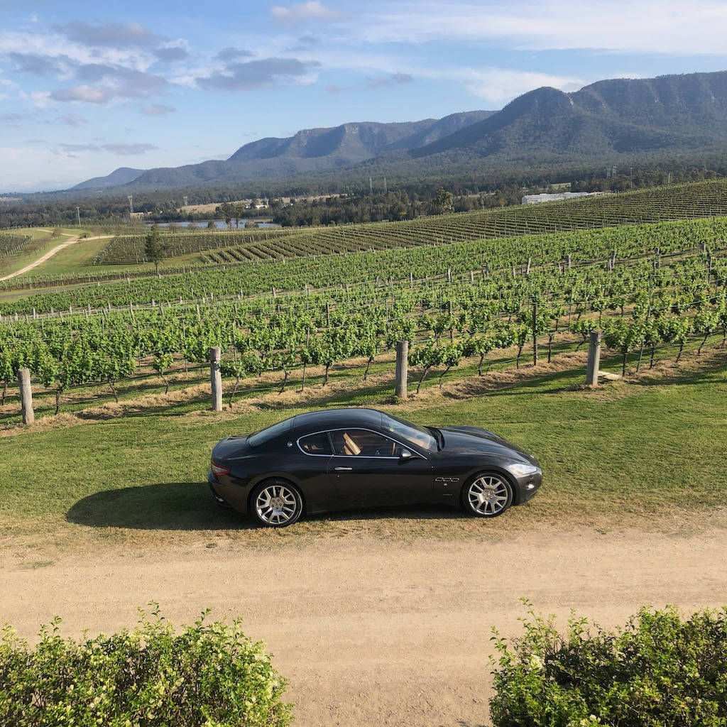 Sunday Run to Hunter Valley and Dinner