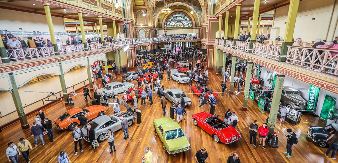 Motor Classica Melbourne