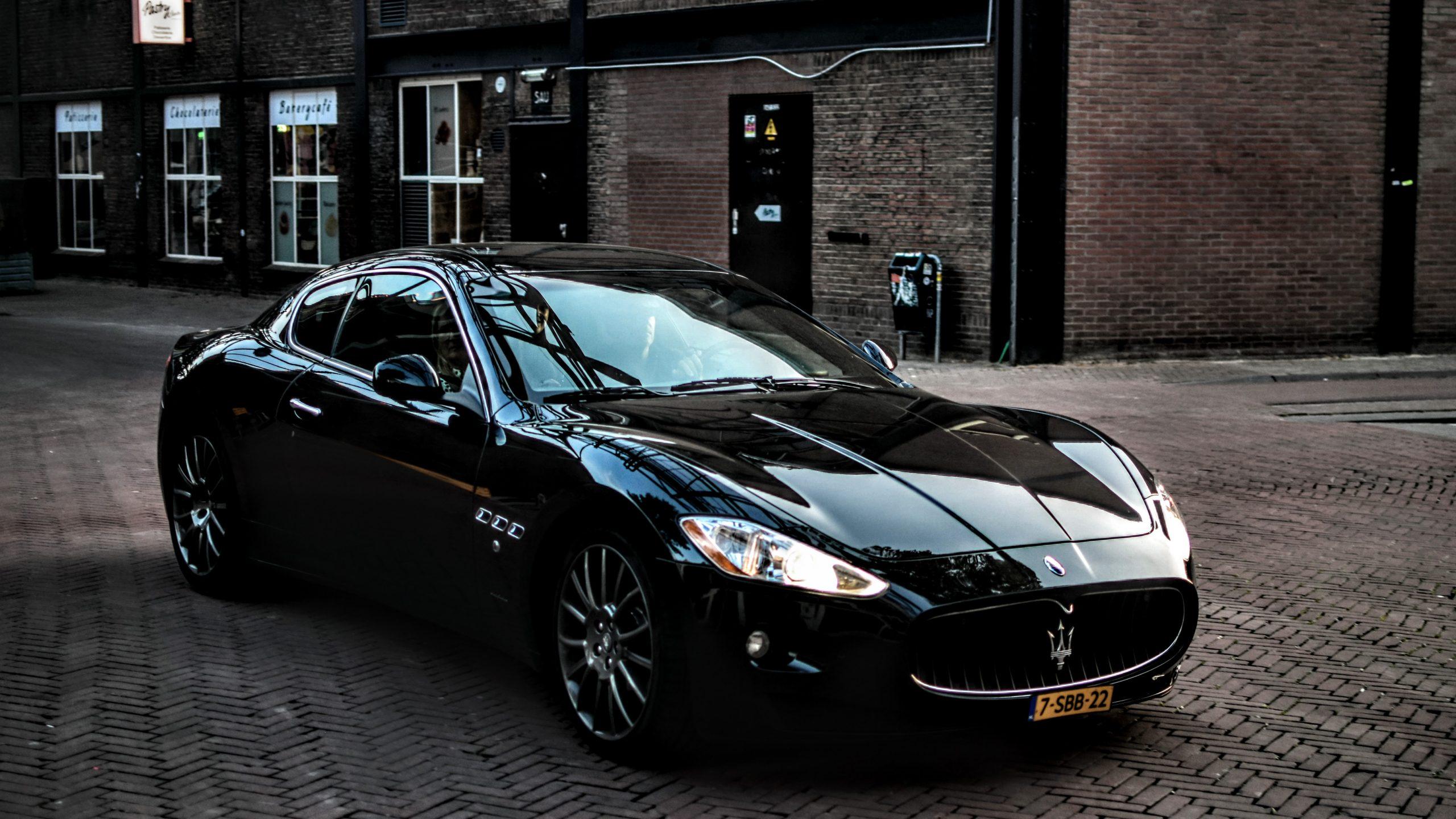 Maserati Mid Week Night Drive